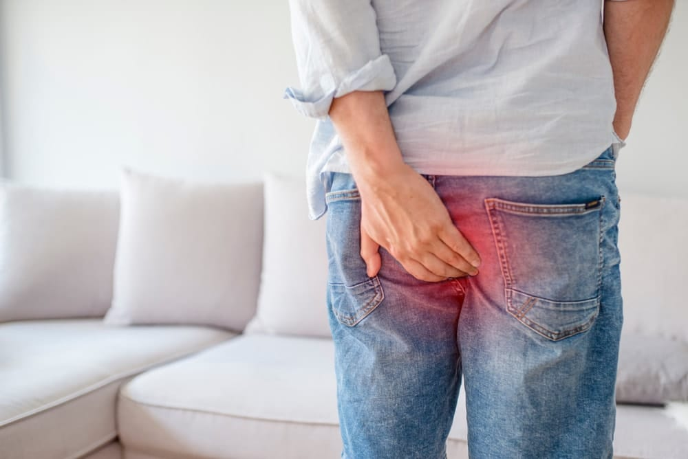 Les hémorroïdes peut s'avérer très douloureuses
